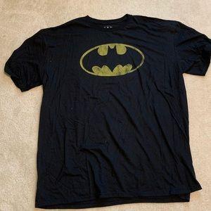 Men's Batman black t shirt size xxl